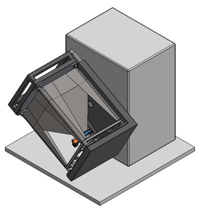 Mélangeur conteneur - phase 3 - IBC Powder Container