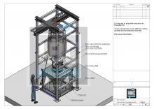 Plan Remplissage Conteneur IBC Containers