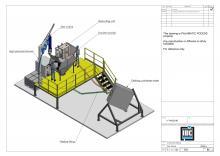 Plan Mélangeur Conteneur IBC Containers