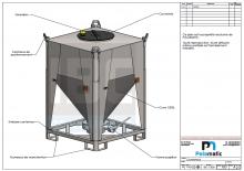 plan-conteneur-acier-inox-IBC-1200