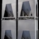 Conteneur acier inox IBC Powder Container