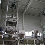Station d'essais IBC Container